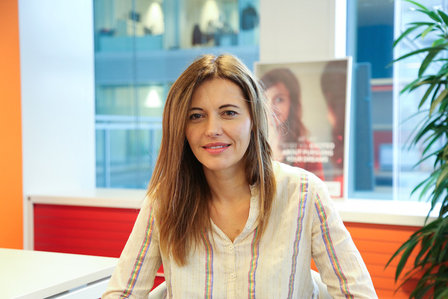 Rencontrez Valérie, VP Digital