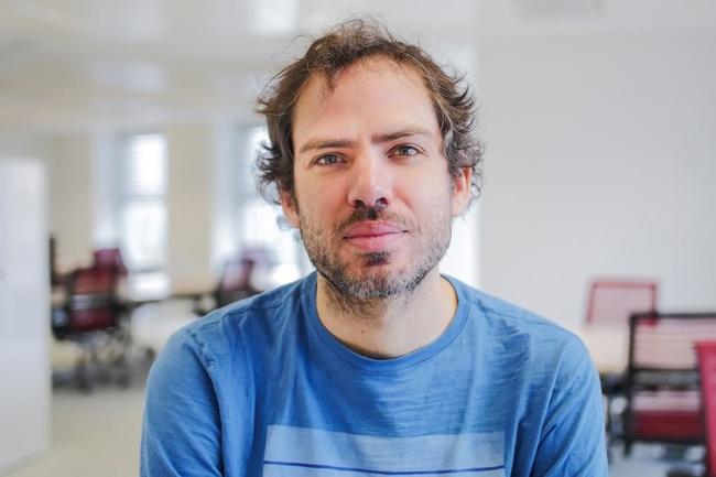 Rencontrez Jérôme, Développeur