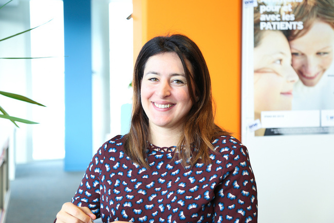 Rencontrez Naima, IT director commercial operations