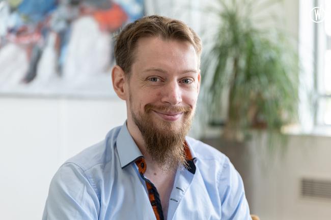 Rencontrez Adrien, Consultant schéma d'exécution - Study Technologies