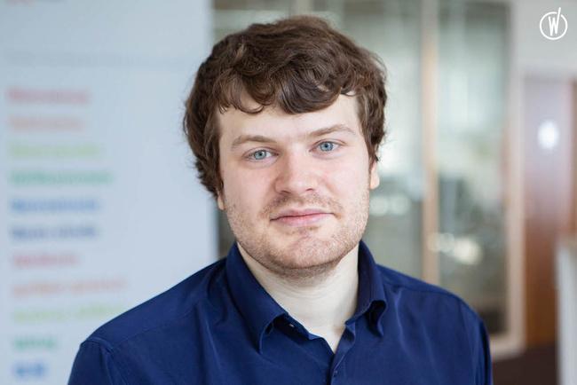 Rencontrez Hugues, Analyste cyber - EDF