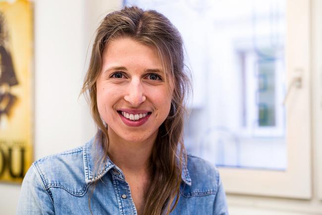 Rencontrez Margaux, Startup Connector - Change the Work