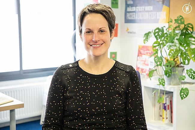 Rencontrez Céline, Directrice des Opérations - Enactus France