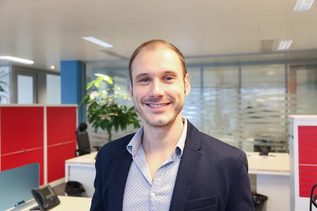 Rencontrez Maxime, Directeur IT Digital