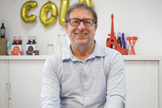 Rencontrez Rodolphe, CEO