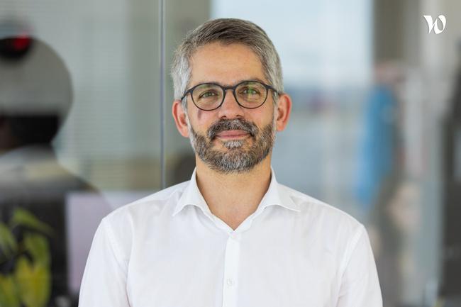 Rencontrez Mathieu, CEO - Voltalis