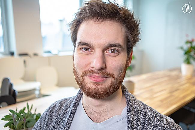 Rencontrez Lucas, Ingénieur Logiciel et Scrum Master - Voltalis