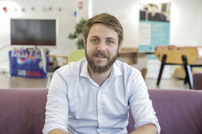 Rencontrez Benjamin, Data Visualisation Manager - EXPERTIME
