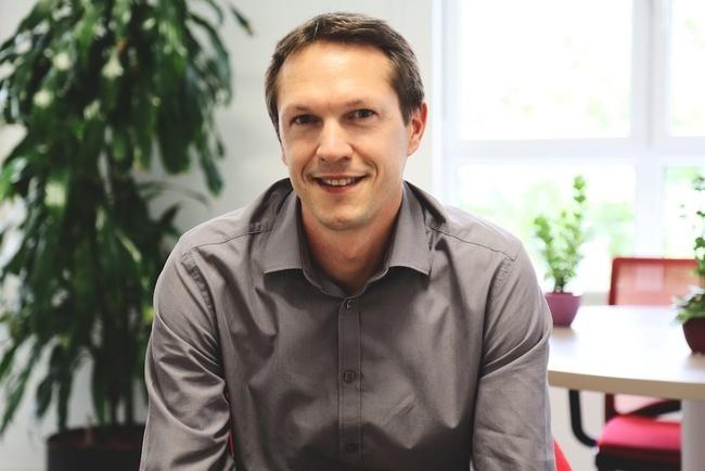 Rencontrez Jérôme, Directeur Général Media