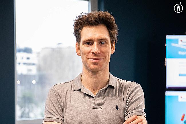 Rencontrez Antoine, Pricing manager  - L'olivier Assurance