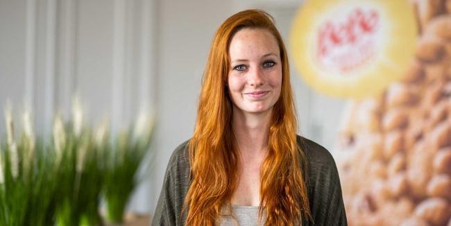 Lucie, Production Operator - Mondelēz International - závody