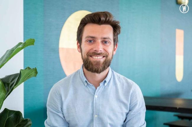 Rencontrez Benoit, Co-fondateur - Hubvisory