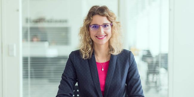 Lucie Čecháková, IT Analyst Junior