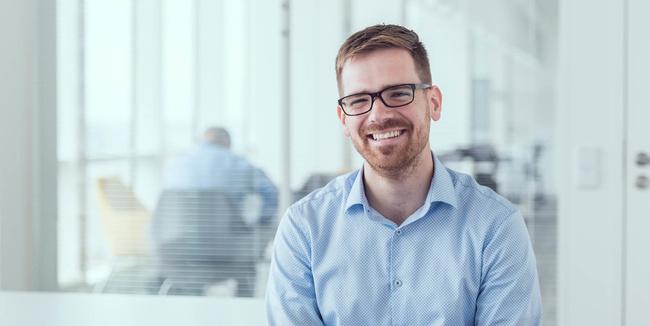 Patrik Biňovský, Head of Financial Analysis a Budgeting