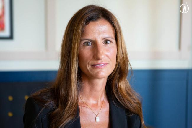 Rencontrez Céline, Associée Fondatrice - Atlante