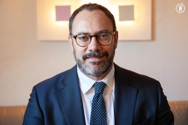 Rencontrez Cédric Pironneau, Co-Fondateur - SPVIE Assurances