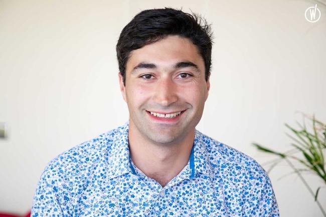 Meet Ahmed, Sales engineer - Arcure