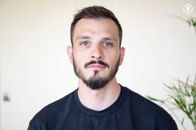 Meet Antoine, Project manager - Arcure