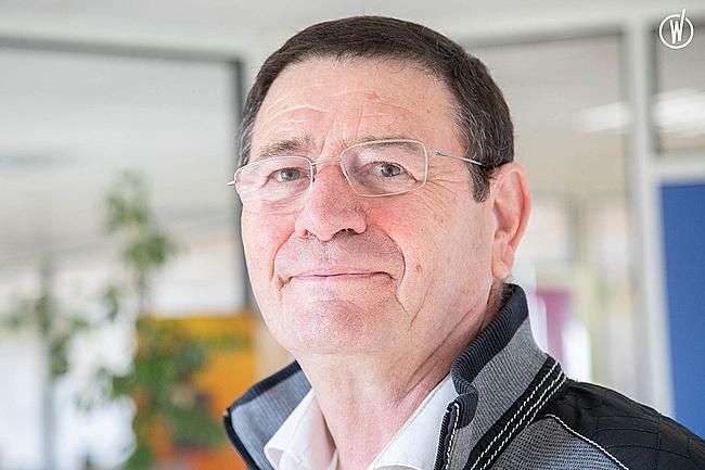 Rencontrez François, Délégué du Haut Rhin bénévole - Association Rêves