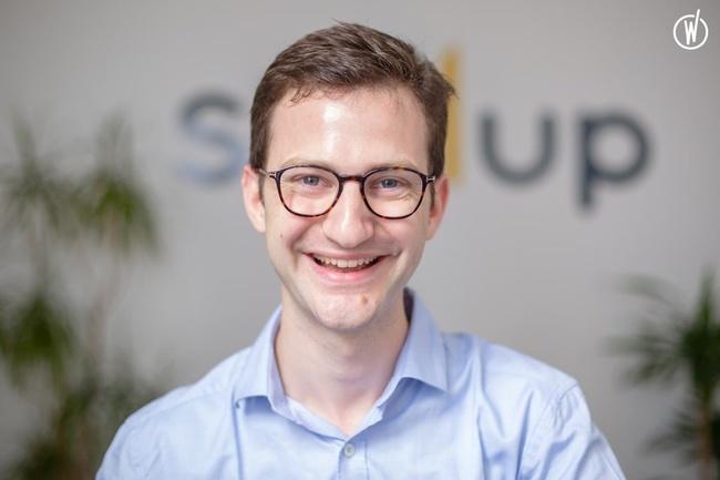 Rencontrez Sylvain, Head of Sales - Skillup.co