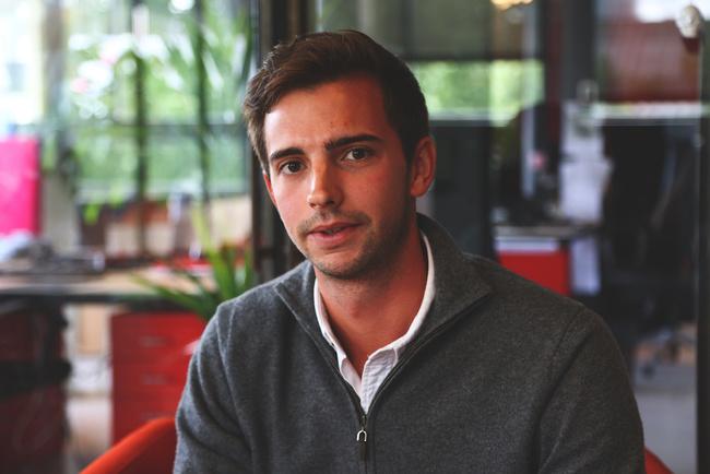 Rencontrez Edouard, Directeur Commercial