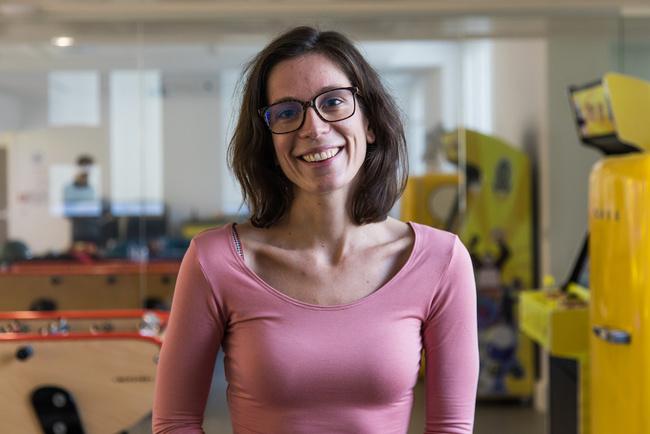 Rencontrez Elsa, Directrice culture et organisation