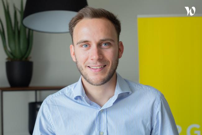 Rencontrez Virgile, Sales & Experience Specialist - Virgil