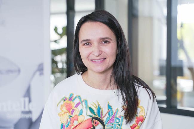 Rencontrez Nathalie, DRH - Groupe Chantelle Lingerie