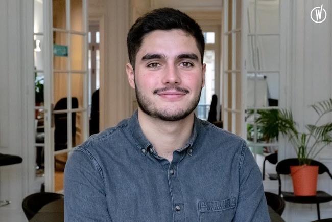 Rencontrez Nathan, Assistant Directeur Administratif et Financier - PayinTech