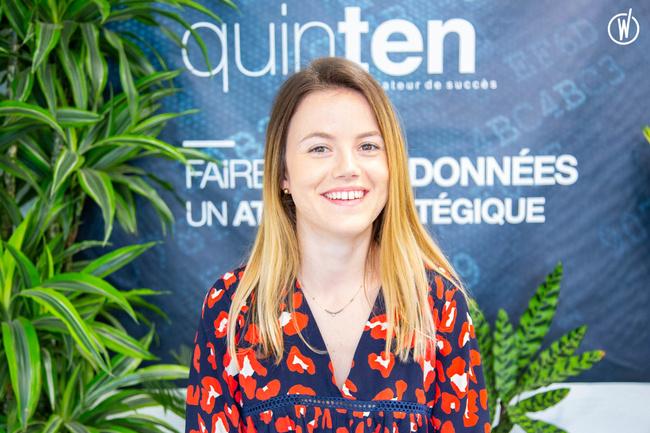 Rencontrez Mathilde, Directrice des opérations, Pôle santé
