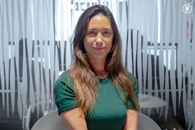 Rencontrez Amandine, Directrice d'agence VANEAU BAC ST GERMAIN - Vaneau