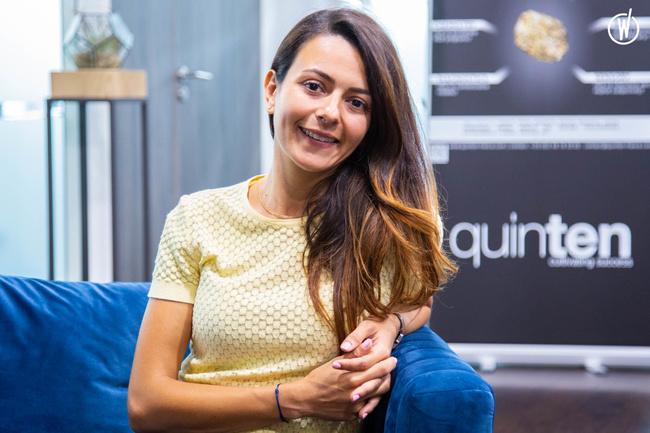 Rencontrez Mariem, Co-fondatrice et Directrice Produit