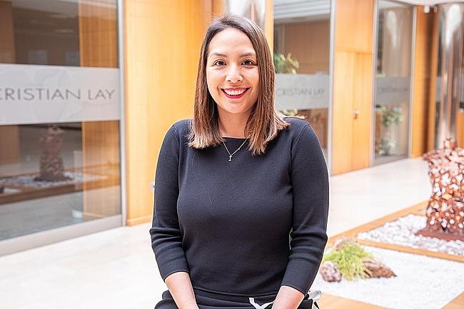 Isabel, directora de marketing digital e innovación - Grupo Industrial CL
