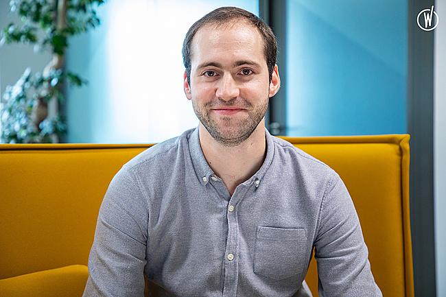 Rencontrez Adrien, Digital Product Manager - CORUM L'Épargne