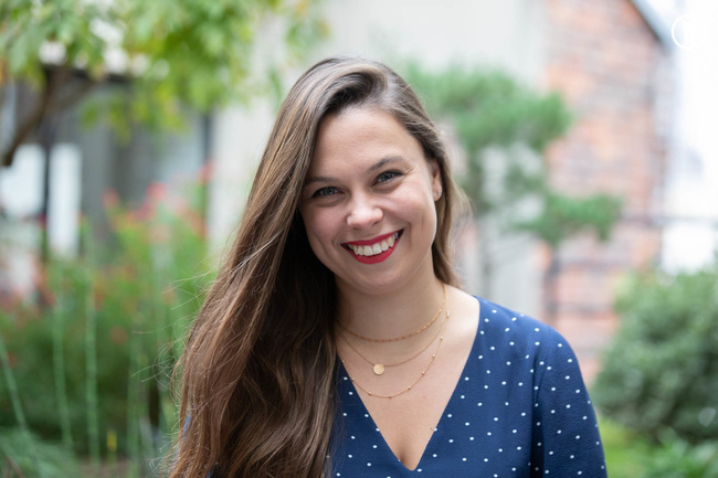 Rencontrez Rachel, Consultante Stratégie - Equancy