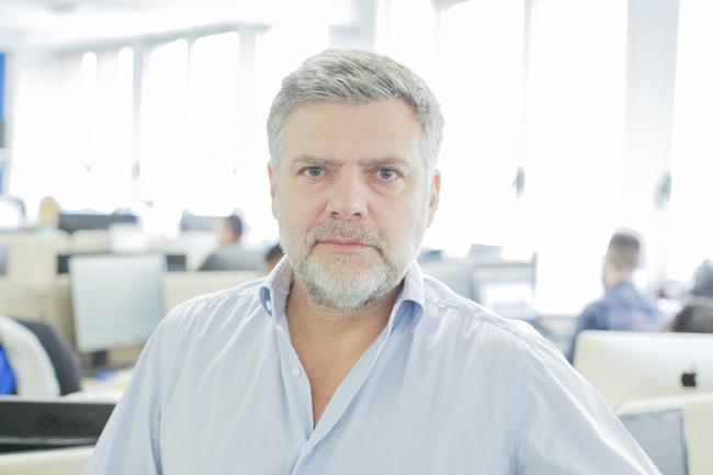 Découvrez Bertrand, Fondateur & CEO  - Cityscoot
