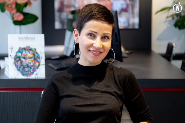 Rencontrez Tatévik, Négociatrice Agence VANEAU SEVRES-LECOURBE - Vaneau