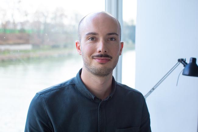 Rencontrez Pierre-Antoine, Directeur Artistique