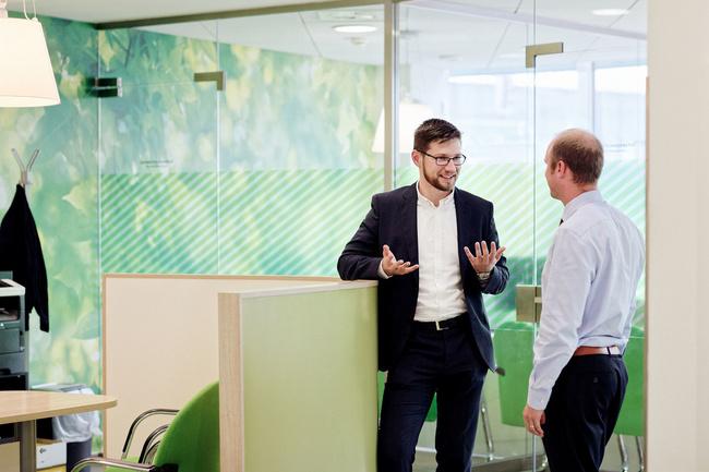 Mentoring - Sberbank