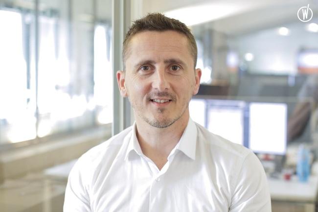 Rencontrez Franck, CTO - ABC arbitrage