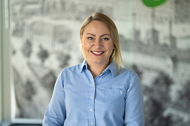 Aleksandra, Macroprocess Lead Logistics Domestic - AB InBev Prague