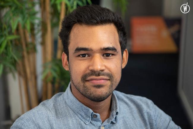 Rencontrez Fabien, Data Science Manager - Olystic