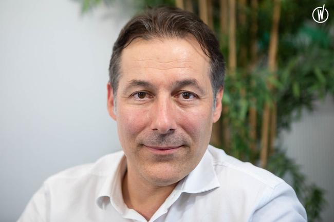 Rencontrez Xavier, CEO & Fondateur - Olystic