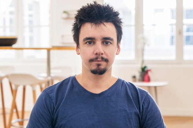 Rencontrez Frank, Lead Developer - HelloZack