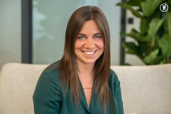 Rencontrez Clémentine, Market Lead Expansion - talent.io