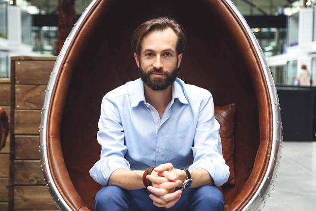 Rencontrez Sébastien, CEO
