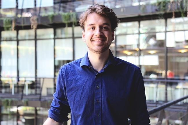 Rencontrez Victor, Designer de l'Interaction