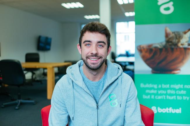 Rencontrez Kevin, Développeur Full stack SDK et Plateforme