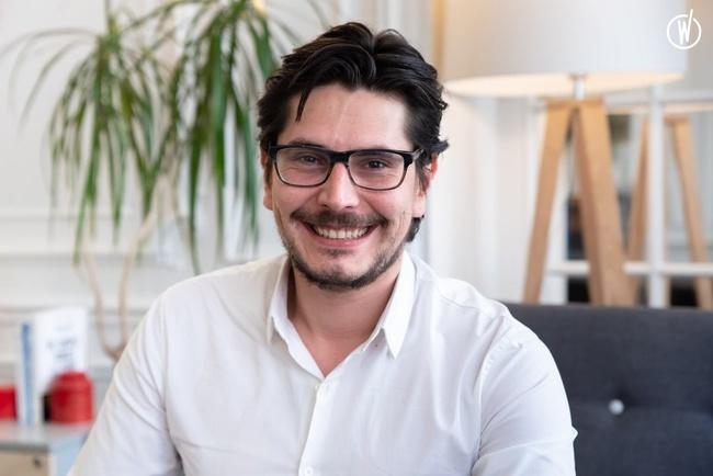 Rencontrez Michael, Responsable Commercial & Grands Comptes - LSF Energie