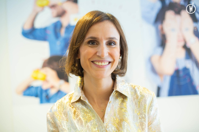 Rencontrez Federica, Directrice Marketing Communication & Digital - Branche Horlogère du groupe Galeries Lafayette